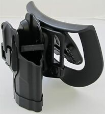 New! Blackhawk SERPA CQC Holster Walther P99 Matte Black Left Model# 410524BK-L