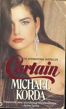 Curtain by Michael Korda (1992,Paperback)