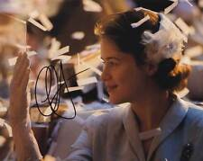 Claire Foy In-Person AUTHENTIC Autographed Photo COA SHA #46239