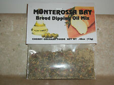 Monterossa Bay Bread Dipping Oil Mix, Garlic Bread, Shrimp or Chicken Pasta