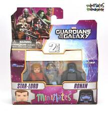 Marvel Minimates TRU Toys R Us Guardians of the Galaxy Movie Star-Lord & Ronan