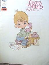 Precious Moments Counted Cross Stitch Chart Book  PM-3  Dear Jon