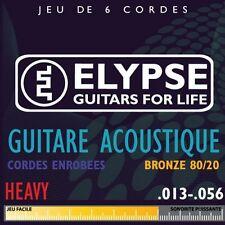 Elypse - Jeu de cordes pour guitare folk - AS-577C
