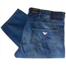 Cotton Regular Skinny, Slim Jeans ARMANI for Men