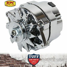 Holden VK VL Commodore 304 308 V8 RPC Chrome Alternator 100 Amp Internal Reg New