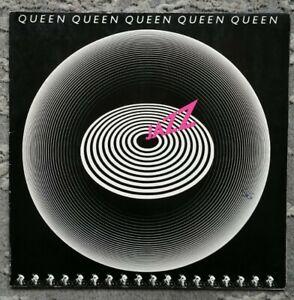 Queen - Jazz - Vinyl LP - Embossed Sleeve - 1978 Germany EMI 1C 064-61 820
