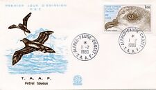 FDC / T.A.A.F. TERRES AUSTRALES TIMBRE N° 82 / FAUNE /