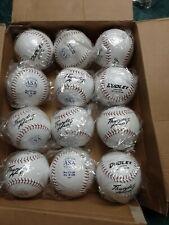 12 New White Dudley Thunder Heat Asa Slow Pitch Softballs Wt-12 Rf40, 12inch