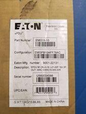 Eaton G3 Monitored PDU, 120/208V 3-Ph Wye, 16A (EMI318-10) (9001-22131)