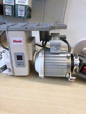 2x Motore Carbone Carbone Spazzola Carbone 4x4x17mm ad esempio PFAFF SINGER MACCHINA cucire Mundlos