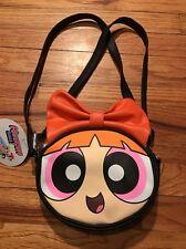 NWT Cartoon Network Powerpuff Girls Blossom Crossbody Bag Purse Power Puff