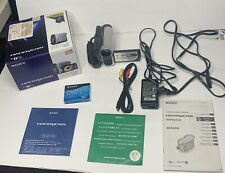 New ListingRare Sony Dcr-Hc38 MiniDv Ntsc Handycam Camcorder Original Box & Charger Tested