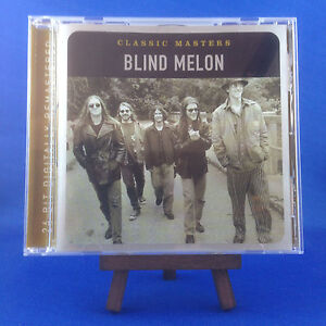 BLIND MELON: Classic Masters (EXTREMELY RARE OUT OF PRINT EURO PRESSING)