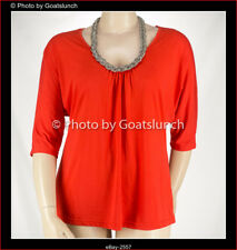 City Chic Top Size 14 (XS) New Without Tags