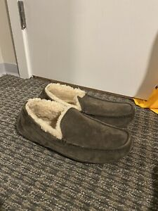 Ugg Suede Ascot moccasins Size 13