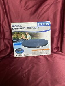 intex pool debris cover