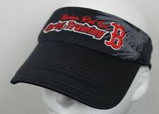 635e489a467 VINTAGE BOSTON RED SOX NIKE TEAM SPRING TRAINING SUN VISOR GOLF HAT MLB  BASEBALL