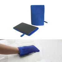 1x Car Clay Mitt Glove for Detailing Polish Clay Bar Alternative Reusable