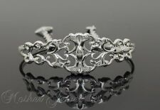 Flowers & Plants Silver Plated Fashion Bracelets