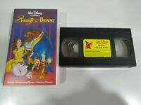 Beauty and the Beast Walt Disney - VHS Cinta Ingles - 2T