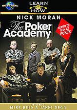 Learn How Poker Academy (DVD, 2005)