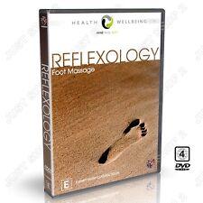 Reflexology Introduction To Create Healing Foot Massage : New DVD