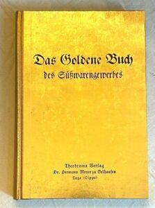 """""""Das Goldene Buch des Süßwarengewerbes"""" Band VIII 1954/55"""