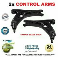 2x Front Lower CONTROL ARMS for JAGUAR S-TYPE R 4.2 V8 2002-2007