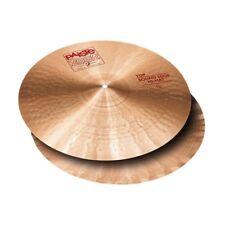 """Paiste 17"""" 2002 Sound Edge Hi-hat Cymbals P002SHH17"""