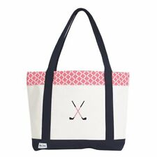 AME AND LULU CLOVER TUCKET TOTE- GREAT PIECE - PLACED IN 1 PHOTO SHOOT