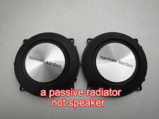 "2pcs 4"" inch 120mm Woofer Speaker Passive Radiator Auxiliary Bass for Harman"