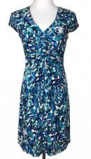 Laundry Multi Color Womens Dress Size 6 Neiman Marcus Brand MSRP $398