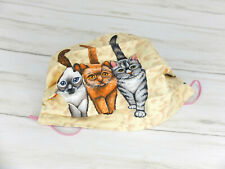 Cat Cotton fabric washable Face Mask Adult/Teen READY TO SHIP! USA Handmade!