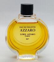 VTG RARE Mini Eau Toilette ✿ AZZARO by LORIS AZZARO ✿ Perfume Parfum (7,5ml??)