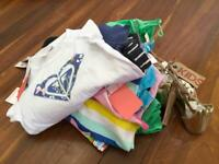 Free Post Girls ALL NEW Bulk Summer Clothing Size 4,15 Items,Roxy,Country road
