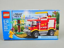 LEGO City 4X4 FIRE TRUCK  4208  (243 PCS)    #oobt