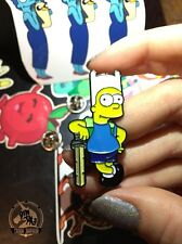 Marge Bart Simpson Adventure Time pin brooch jewelery for clothes cartoon