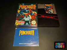 JUEGO NINTENDO NES PUNCH-OUT!! PAL B ESP   NES