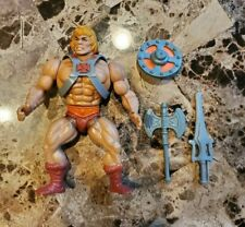 1981 He-Man MASTERS OF THE UNIVERSE MOTU 100% Complete Vintage Original