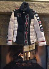 Hell is for Heroes Women's Indian Southwestern Down Wool Ski Jacket