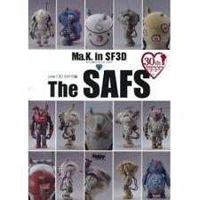 Ma.K. in SF3D MAX Watanabe no Ma.K. Daisuki: Japanese Model Kit Book #3