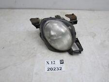 92 93 94 LEXUS SC300 Right passenger side inner headlight head light lamp fog