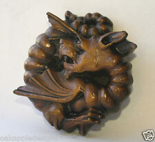 Dragon Medieval Reproduction Cathedral Carving Gothic dark Mythical History Gift