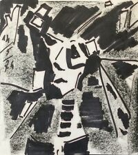 Expressionniste expressionnisme anonyme 1974 .,
