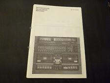 Original Service Manual Schneider MIDI 2700.5