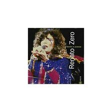 CD RENATO ZERO FAVOLE E POESIA 743219045324