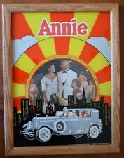 "RARE ANNIE MOVIE POSTER 13.5""x17.5"" 1982 COLUMBIA PICTURES TRIBUNE CO. SYNDICATE"