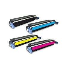1 x Any Toner For C9730A-C9733A HP Color LaserJet 5500 5500n 5550 5550dn Printer