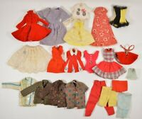 Vintage Barbie Clothes LOT Ken Skipper Stacey etc