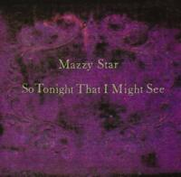 MAZZY STAR - SO TONIGHT THAT I MIGHT SEE CD ~ HOPE SANDOVAL *NEW*
